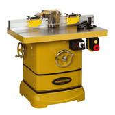 Powermatic  Powermatic PM2700 Shaper, 5HP 3PH 230/460V, DRO, Casters