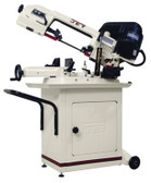 "Jet HBS-56S, 5"" x 6"" Horizontal Mitering Bandsaw"