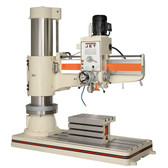 Jet J-1600R, 5' Radial Arm Drill Press 230/460v