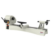"Jet Woodworking  JET 1440VS 14"" x 40"" Benchtop Wood Lathe, 1HP"