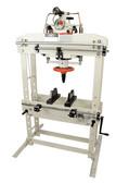 JET Hydraulic Shop Press- 15 Tons Capacity