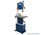 Rikon 10-326 Deluxe 14 Inch Bandsaw With Stand