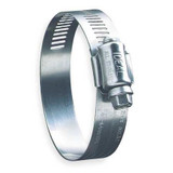 Ideal 6812 Worm Gear Hose Clamp 1/2 to 1-1/4 Inch SAE 12 Stainless Steel