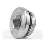 Parker VSTI1/4EDCF Hollow Hex Plug G 1/4 A Male BSPP Steel