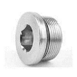 Parker VSTI14X1.5ORCF Hollow Hex Plug M14X1.5 Male Metric Steel
