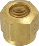 Parker 61NTA-4 Air Brake Compression Nut 1/4 Tube OD Brass
