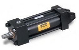 Parker 1H000014735 2.00BB2HLTVS28A14.000 HD Hydraulic Tie Rod Cylinder 2.00 Bore X 14.000 Stroke