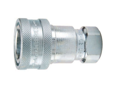 Stainless Hydraulic Quick Coupler : Parker sh general purpose couplings