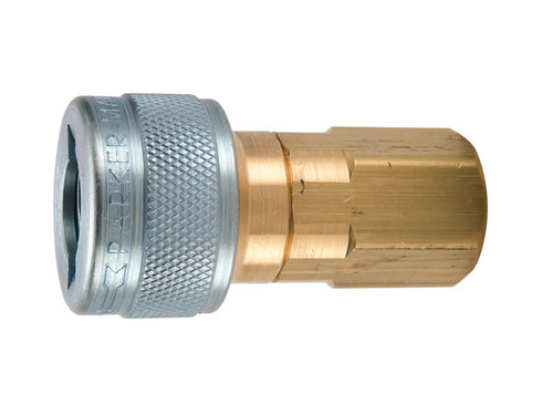 Parker tl fp push to connect couplings