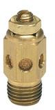 Parker 045040004 Muffler Flow Control 1/4 NPT Brass