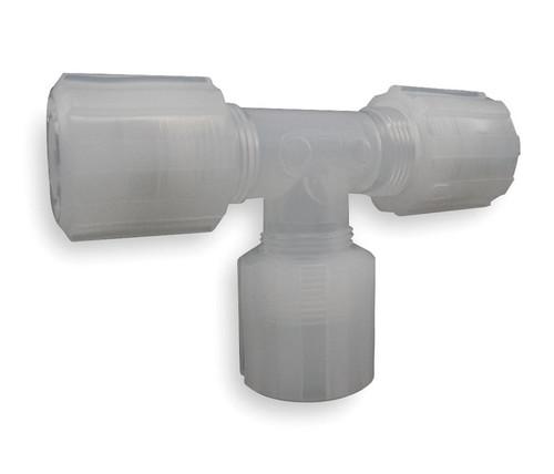 Parker gtc pargrip pfa tube fitting