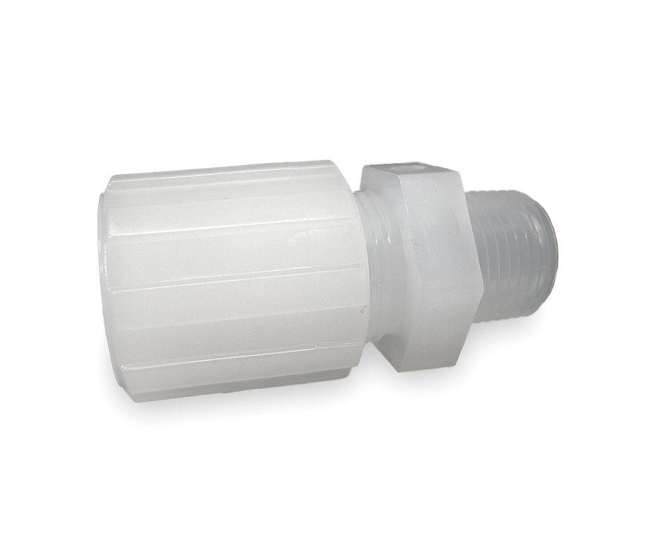 Parker fams t parflare pfa tube fitting