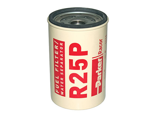 Racor R25P Aquabloc® Diesel Replacement Spin-on Filter Element 30 Micron