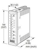 M-System 48NDV-2C1A-M2/CE Bar Graph Indicator