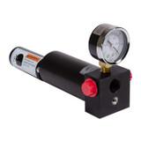 Gast VG-140-00-02 Multi-stage High Flow Vacuum Generator 18 CFM 20.0 IN-HG 40 RPM
