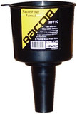 Racor RFF3C Heavy Duty Fast-Flow Filter Funnel 50 Micron 3.5 GPM 5-1/2 Diameter X 9 Inch Height