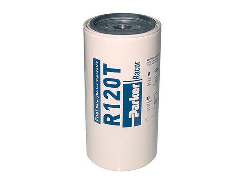 Racor R120T Aquabloc® Diesel Replacement Spin-on Filter Element 10 Micron