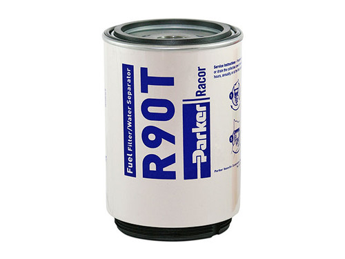 Racor R90T Aquabloc® Diesel Replacement Spin-on Filter Element 10 Micron