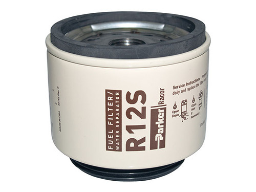 Racor R12S Aquabloc® Diesel Replacement Spin-on Filter Element 2 Micron
