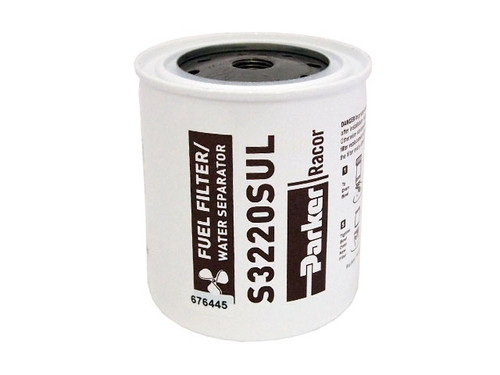Racor S3220SUL Aquabloc® OEM Gasoline Replacement Spin-on Filter Element 2 Micron
