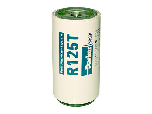 Racor R125T Aquabloc® Diesel Replacement Spin-on Filter Element 10 Micron