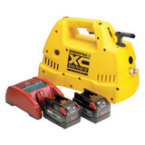 Enerpac XC1202MB Cordless Hydraulic Pump Single Speed .5 HP