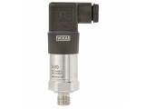 WIKA 52376770 Pressure Transmitter Model S-20 4-20MA 2-wire 1/4 NPT Male X MDIN Stainless Steel 0-3000 PSI