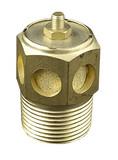 UCI SCM-1 Speed Control Muffler 1/8 NPT 40 Micron Sintered Bronze