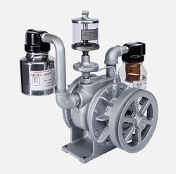 Gast 3040-V29B Rotary Vane Air Compressor / Vacuum Pump 2 HP 40 CFM-60HZ 20 IN-HG