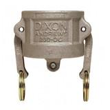 Dixon 200-DC-AL Cam & Groove Dust Cap Type DC 2 Inch Aluminum