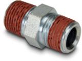 Enerpac FZ-1617 High Pressure Nipple 3/8 NPTF Male X 3/8 NPTF Male Steel