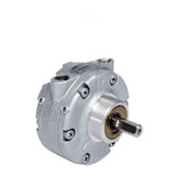Gast 2AM-NCW-7A Clockwise Lubricated Air Motor .95 HP 3000 RPM 100 PSI