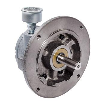 Gast 4AM-NRV-50C Reversible Lubricated Air Motor 1.7 HP 3000 RPM 100 PSI