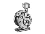 Gast 8AM-FRV-30A Reversible Lubricated Air Motor 5 HP 2500 RPM 100 PSI