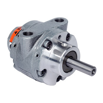 Gast 1UP-NRV-3A Reversible Lubricated Air Motor .42 HP 6000 RPM 80 PSI