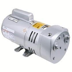 Gast 1023-101Q-G279 Rotary Vane Air Compressor / Vacuum Pump 3/4 HP 8.5 CFM-50HZ 10 CFM-60HZ 26.5 IN-HG