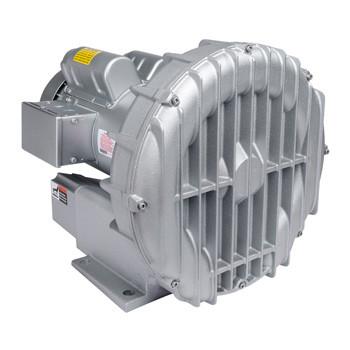 Gast R5325A-2 Regenair® Regenerative Blower 2-1/2 HP 160 CFM 65 IN-H2O (press) 60 IN-H2O (vac)