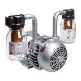 Gast 2567-V1 Rotary Vane Vacuum Pump 1-1/2 HP 17 CFM-50HZ 21 CFM-60HZ 28 IN-HG