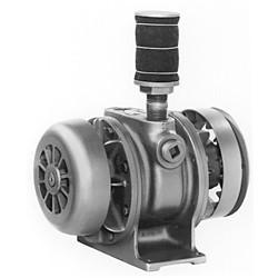 Gast 3040-V115A Rotary Vane Air Compressor / Vacuum Pump 1-1/2 HP 31 CFM-50HZ 40 CFM-60HZ 20 IN-HG