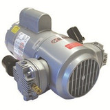 Gast 3HBB-19-M322 Piston Air Compressor .33 HP 2.4 CFM-50HZ 2.4 CFM-60HZ