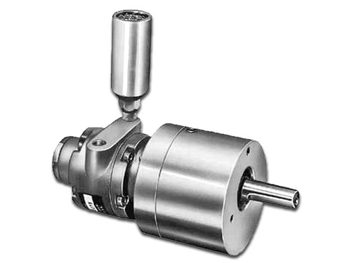 Gast 1UP-NRV-4-GR11 Reversible Air Powered Gear Motor .31 HP 400 RPM 80 PSI 15:1