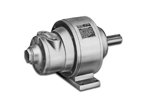 Gast 4AM-RV-75-GR20 Reversible Air Powered Gear Motor 1.7 HP 300 RPM 80 PSI 10:1