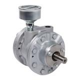 Gast 8AM-NRV-5B Reversible Lubricated Air Motor 5 HP 2500 RPM 100 PSI