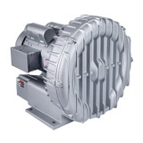 Gast R6350A-2 Regenair® Regenerative Blower 5 HP 215 CFM 105 IN-H2O (press) 88 IN-H2O (vac)
