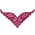 Yoke Applique CERISE
