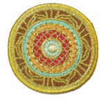 Iron On Patch Applique - Asian Decorative