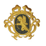 Iron On Patch Applique - Cupid Crest