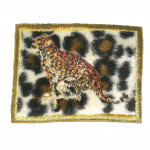 Iron On Patch Applique - Cougar Patch
