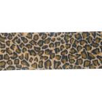 "Grosgrain Ribbon 1 1/2"" Animal Print 5 Yards"