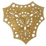 Iron On Patch Applique - Laser Cut Emblem